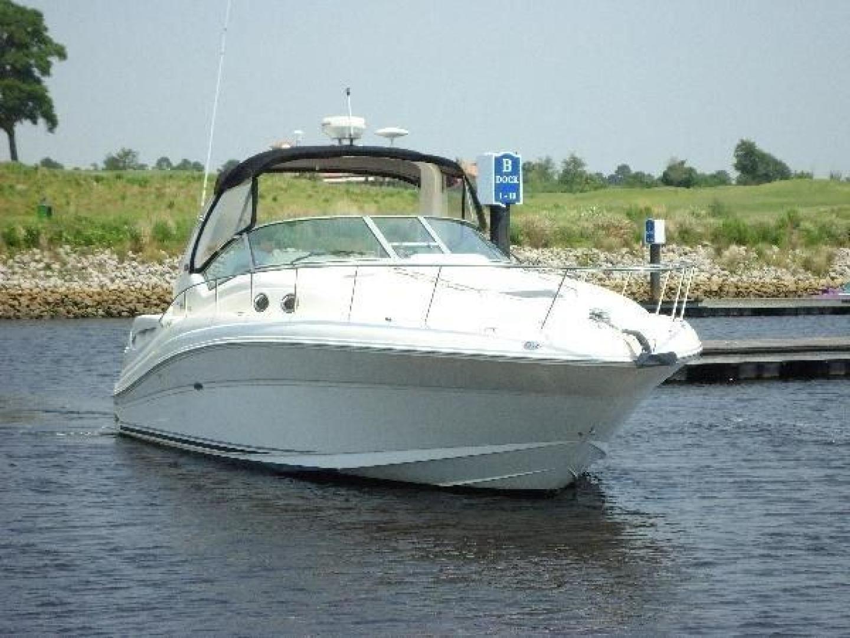 "2006 Sea Ray 34' Hydraulic Swim Platform & Bow Thruster ""Hydraulic Swim Platform & Bow Thruster"""