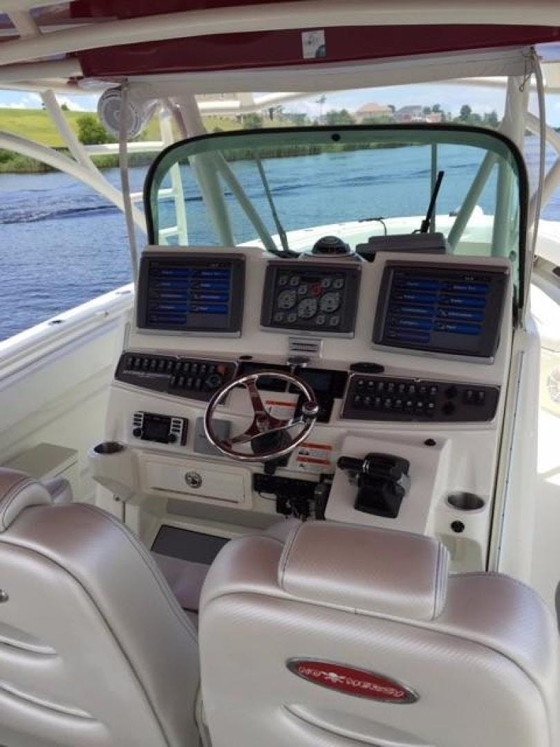2013 Hydra-Sports 42' 4200 Siesta No Mercy | Picture 5 of 73