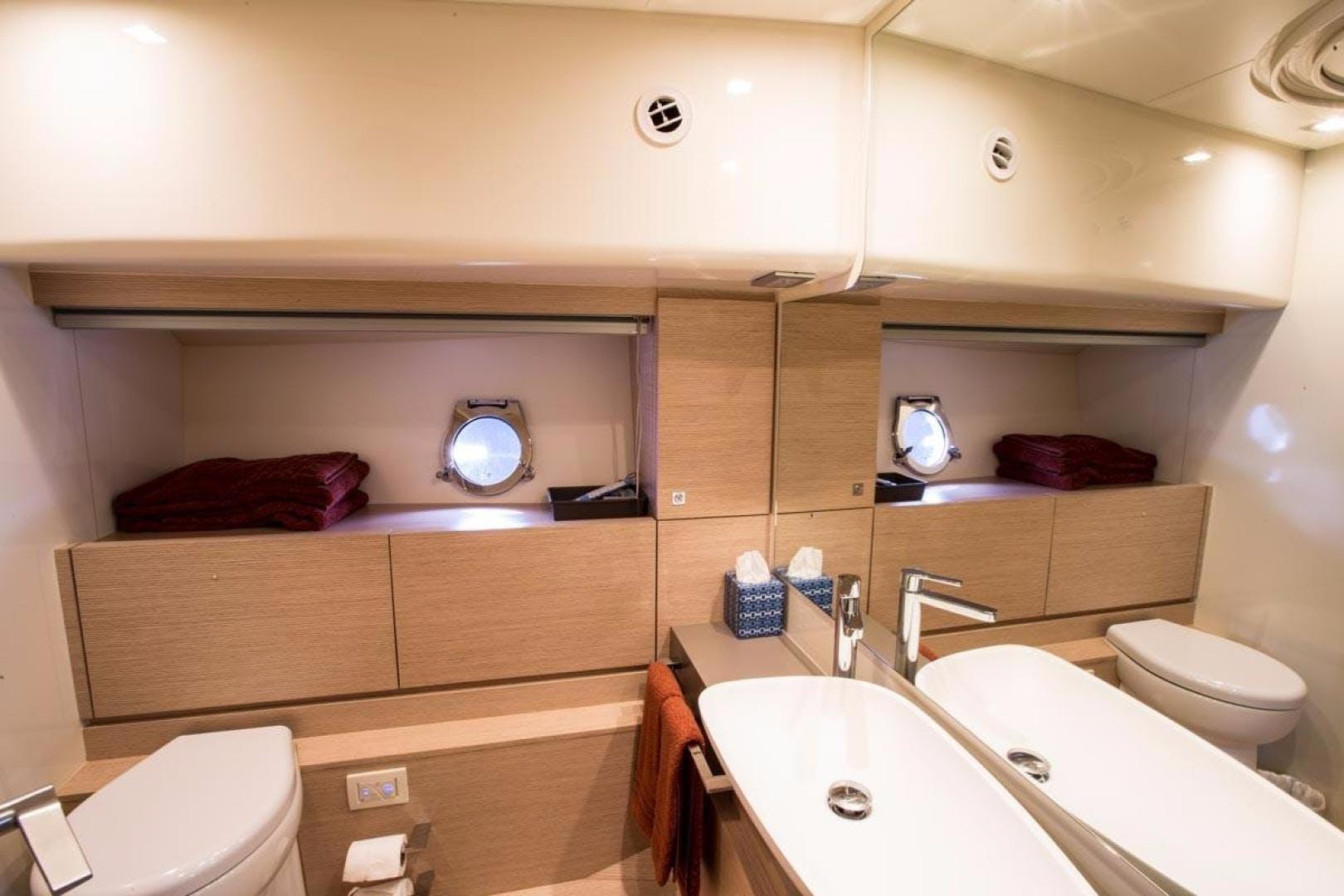 2014 Ferretti Yachts 69' 690 Cloud Break | Picture 3 of 56