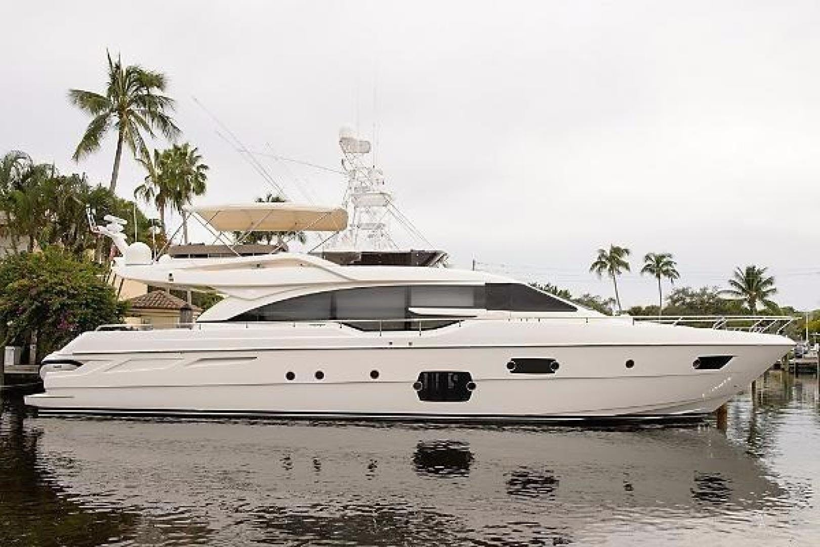 2014 Ferretti Yachts 69' 690 Cloud Break | Picture 2 of 56