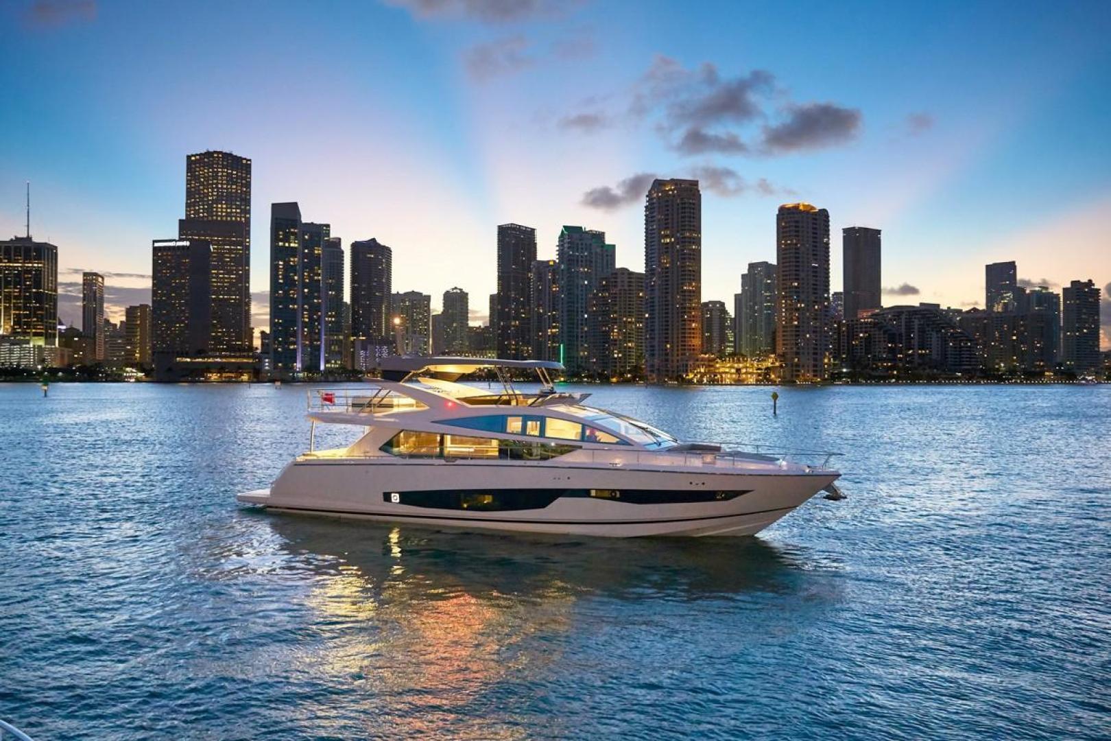 2018 Pearl 80' 80 Yacht