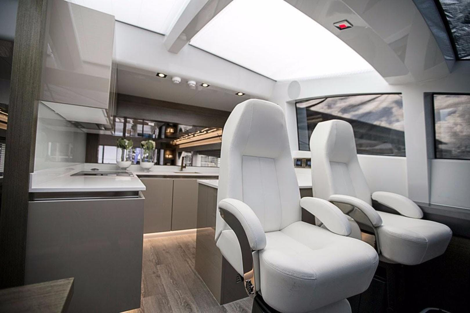 2018 Pearl 80' 80 Yacht  | Picture 5 of 47