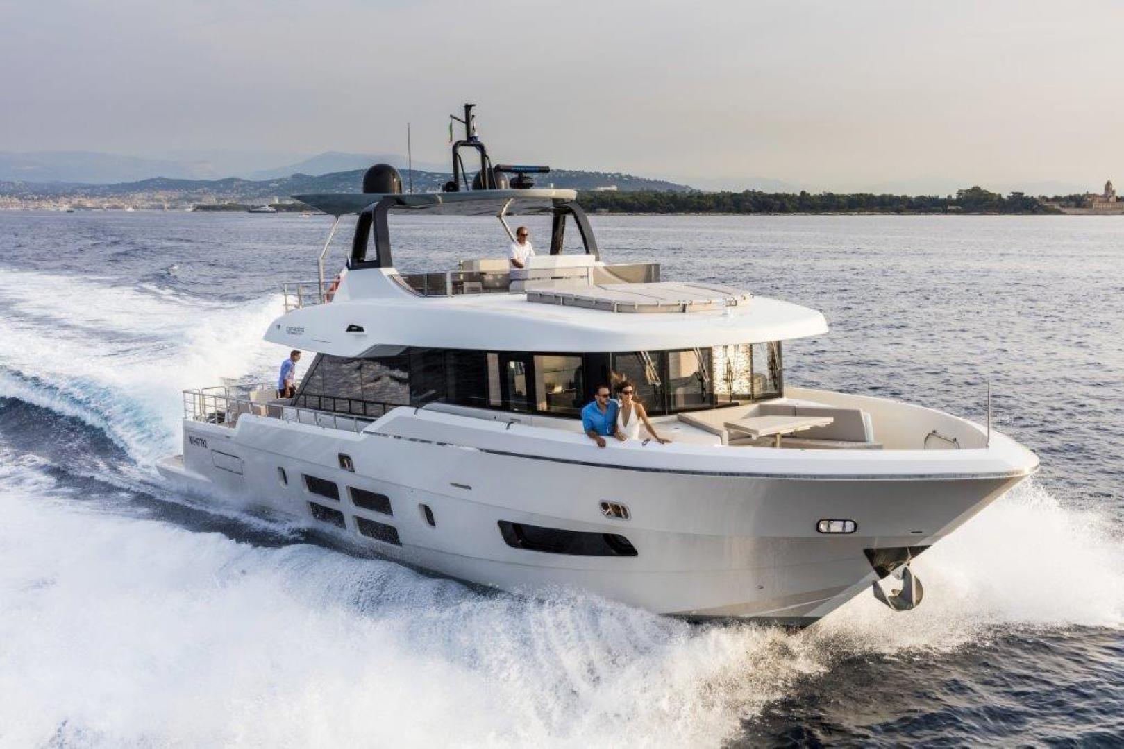 2018 Canados 76' Oceanic GT