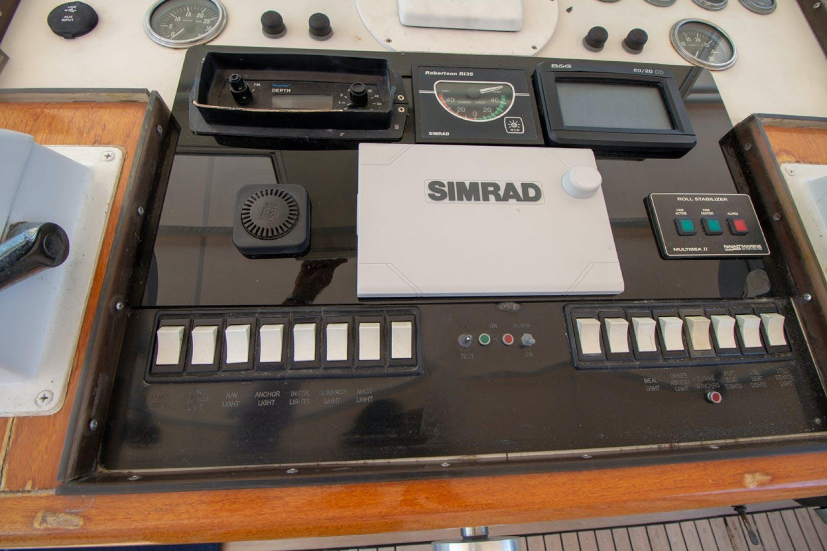1985 Broward 102' Raised Pilot House Liquidity | Picture 2 of 124
