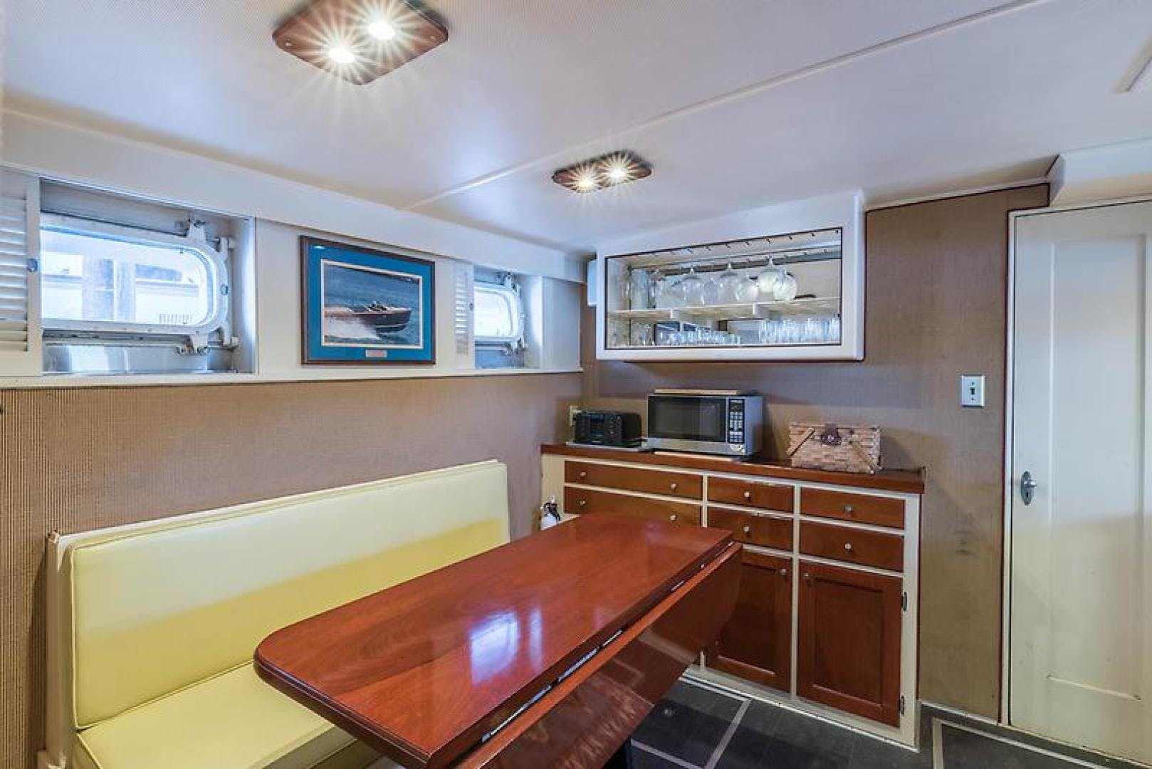 1969 Trumpy 63' Houseboat Angelus | Picture 1 of 30