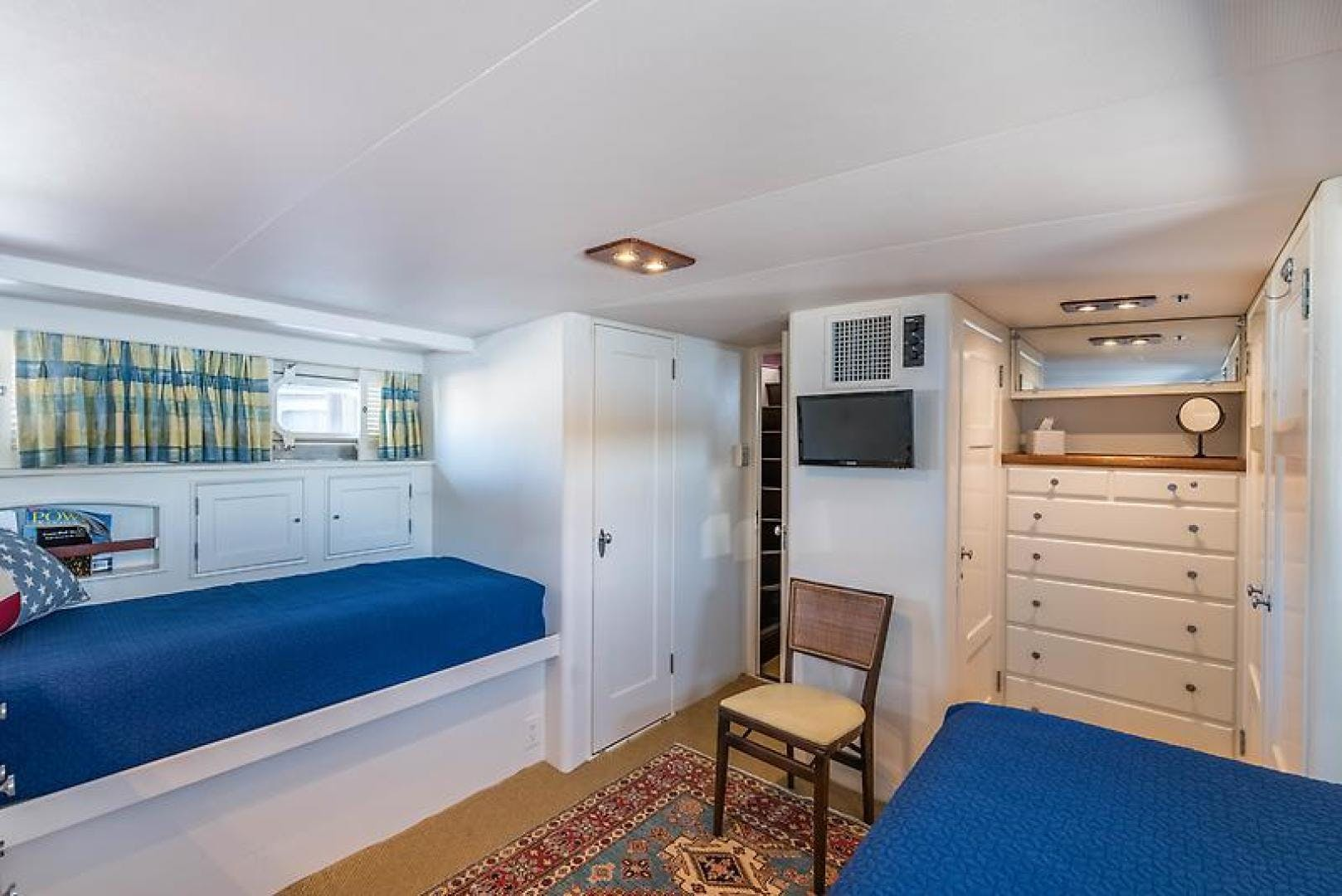 1969 Trumpy 63' Houseboat Angelus | Picture 3 of 30