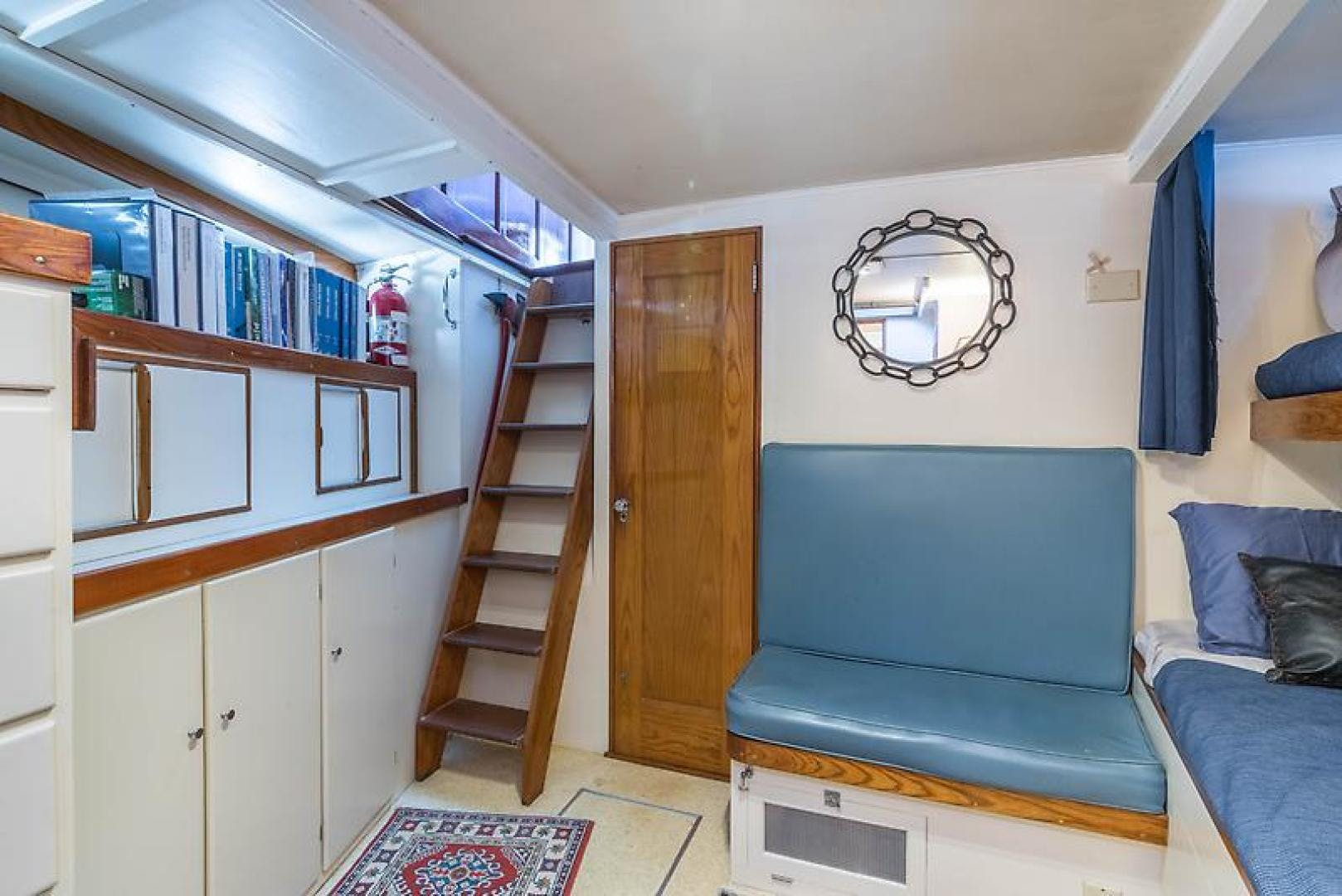1969 Trumpy 63' Houseboat Angelus | Picture 8 of 30
