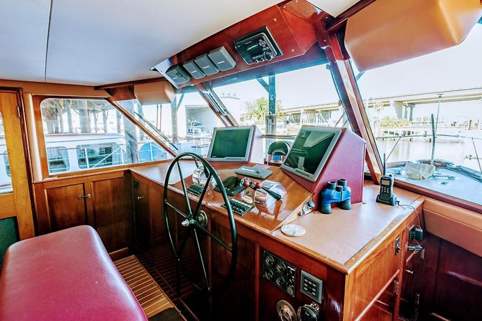 1969 Trumpy 63' Houseboat Angelus | Picture 6 of 30