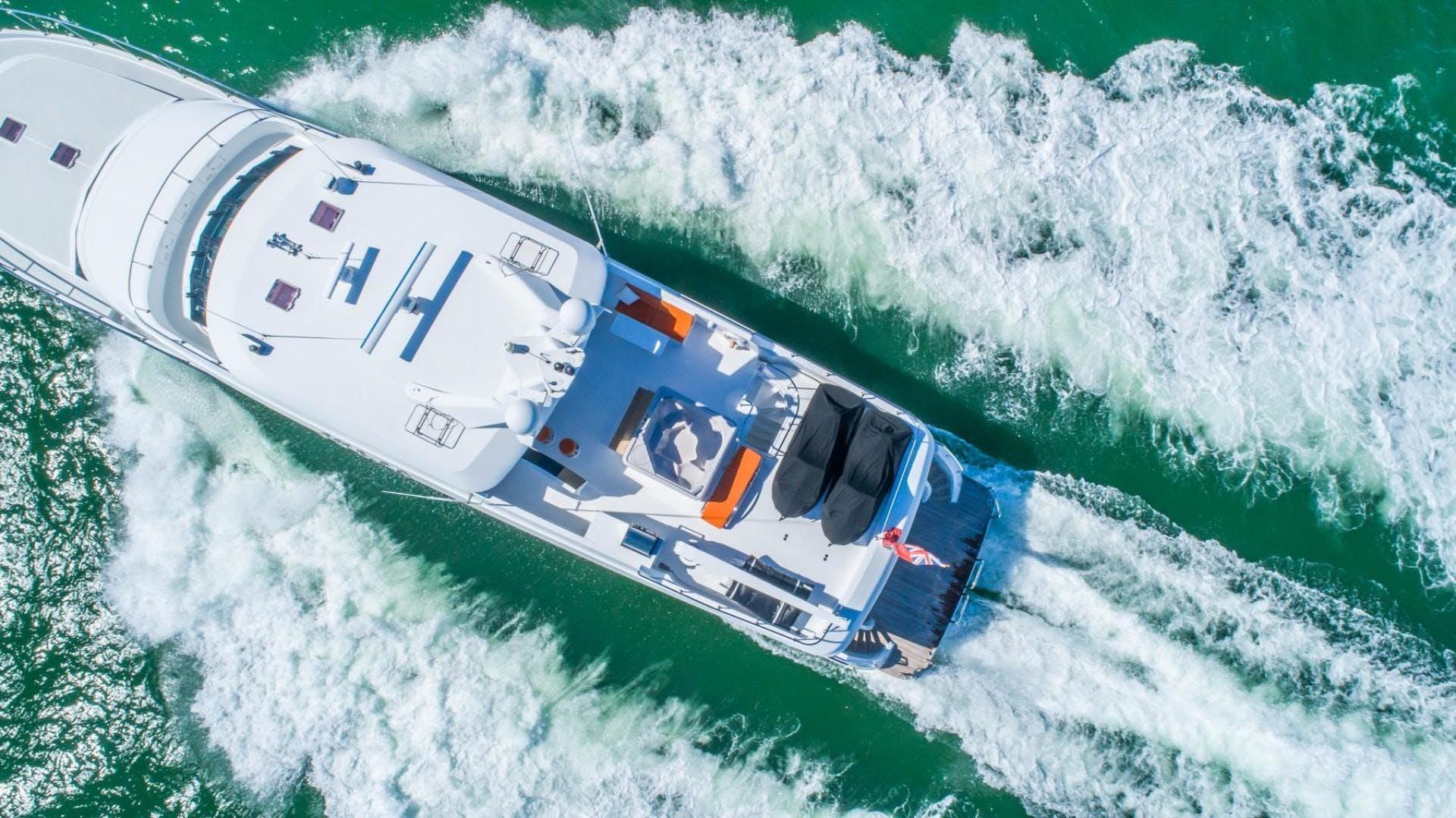 2008 Ocean Alexander 102' 102  | Picture 2 of 78