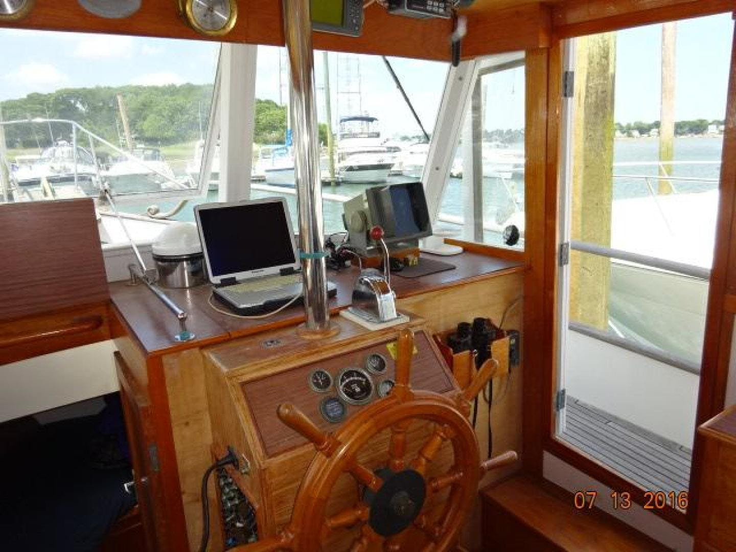1978 Grand Banks 36' Classic Just Us | Picture 6 of 46