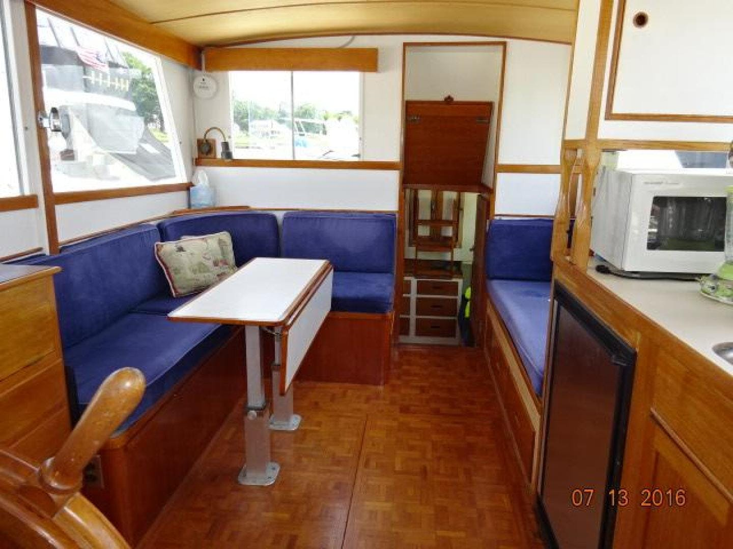 1978 Grand Banks 36' Classic Just Us | Picture 8 of 46