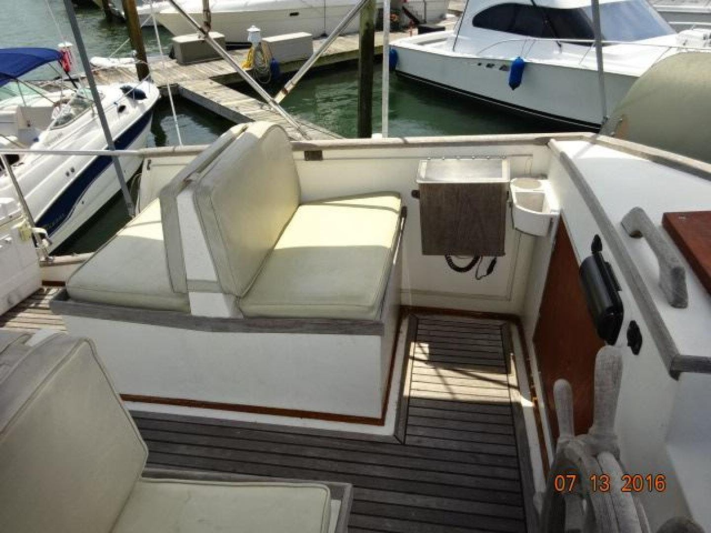 1978 Grand Banks 36' Classic Just Us | Picture 4 of 46