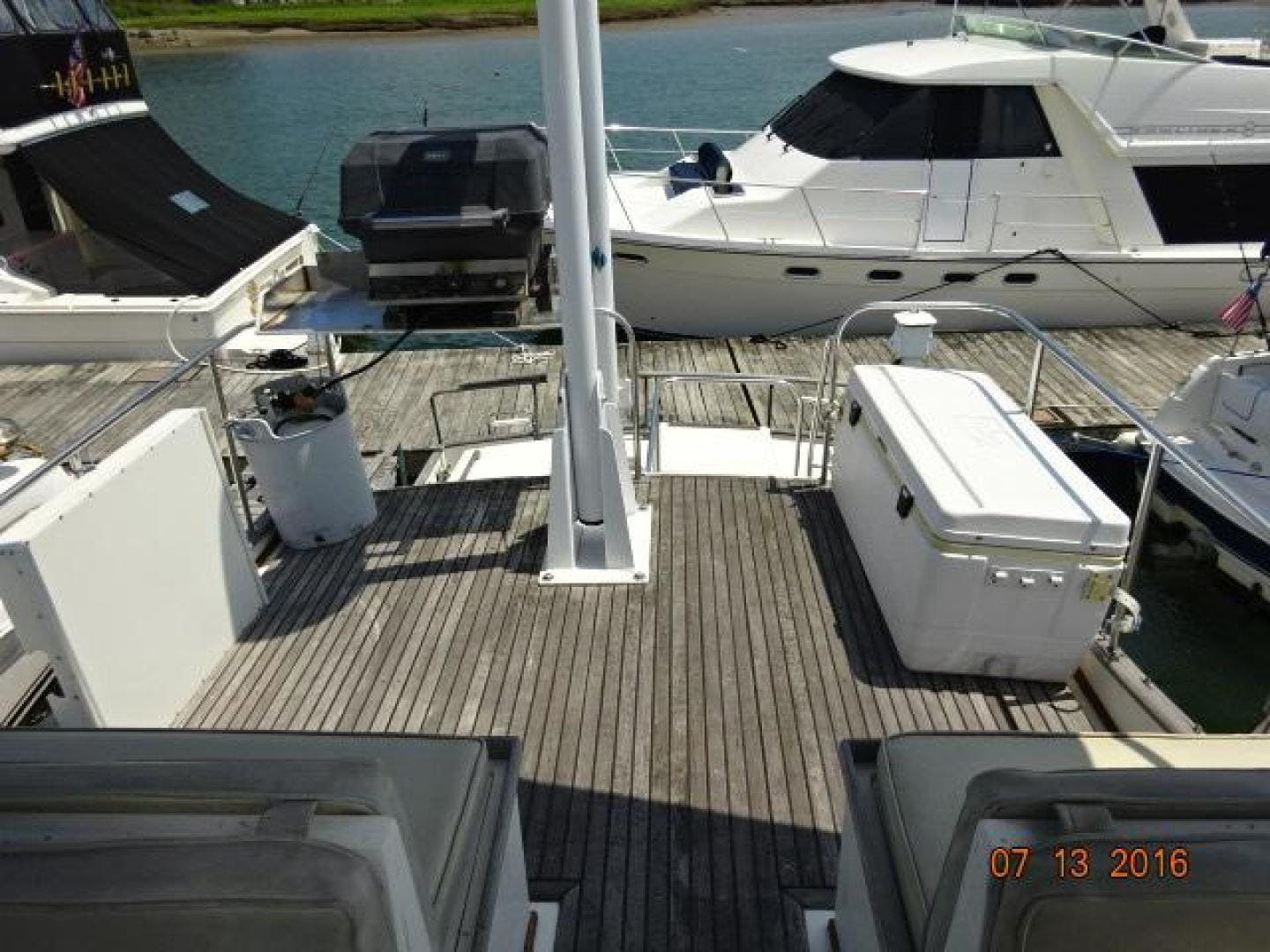 1978 Grand Banks 36' Classic Just Us | Picture 3 of 46