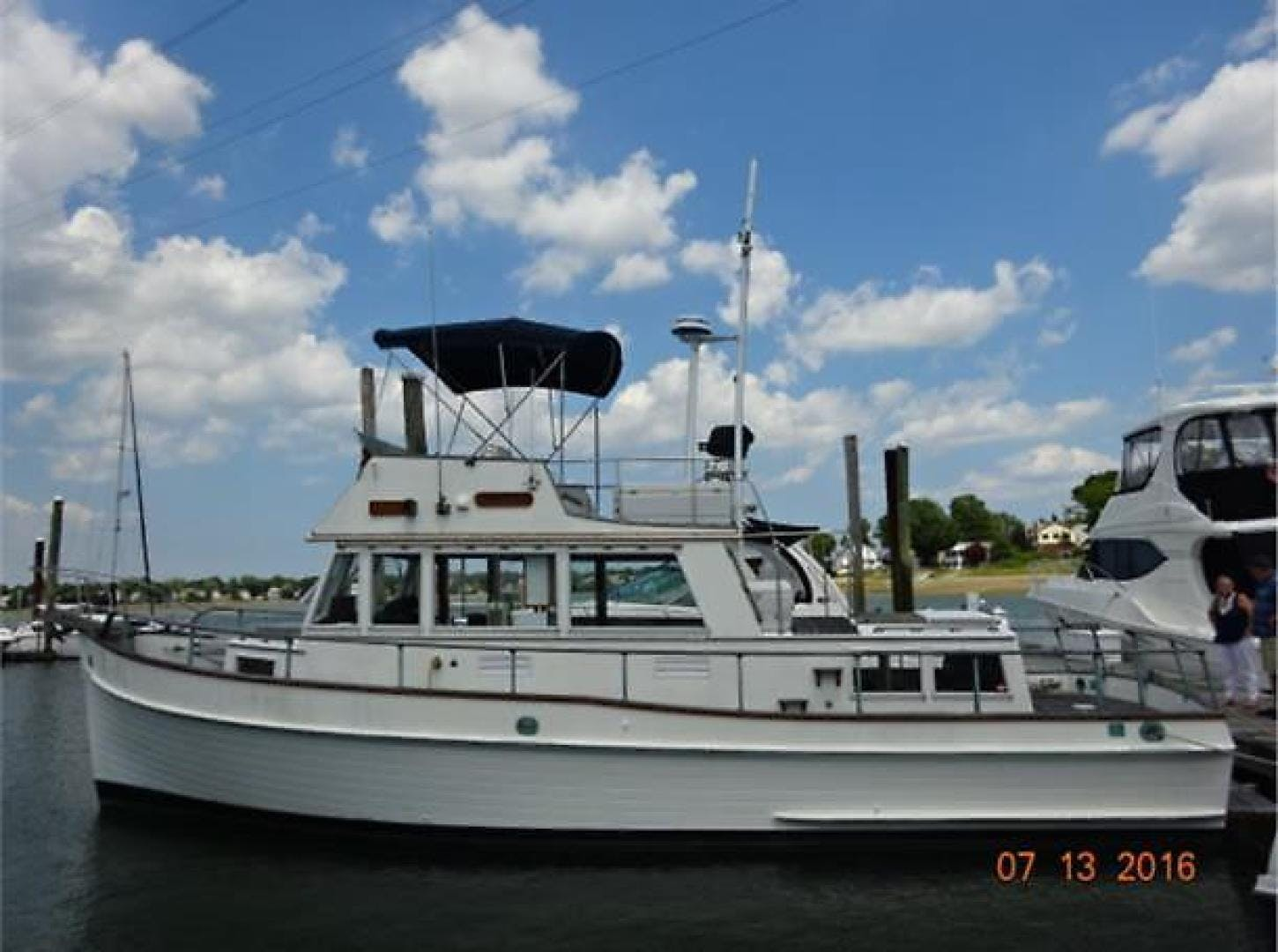 1978 Grand Banks 36' Classic Just Us | Picture 1 of 46