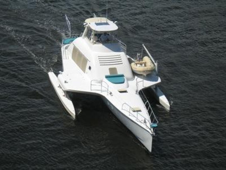 "2007 Stuart Catamarans 64' Multihull ""Jonny Wasabi"""