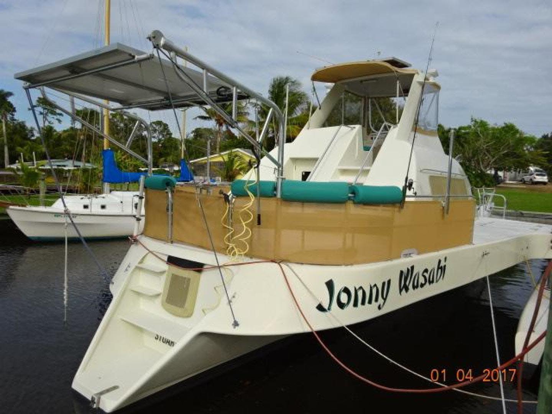2007 Stuart Catamarans 64' Multihull Jonny Wasabi | Picture 3 of 67