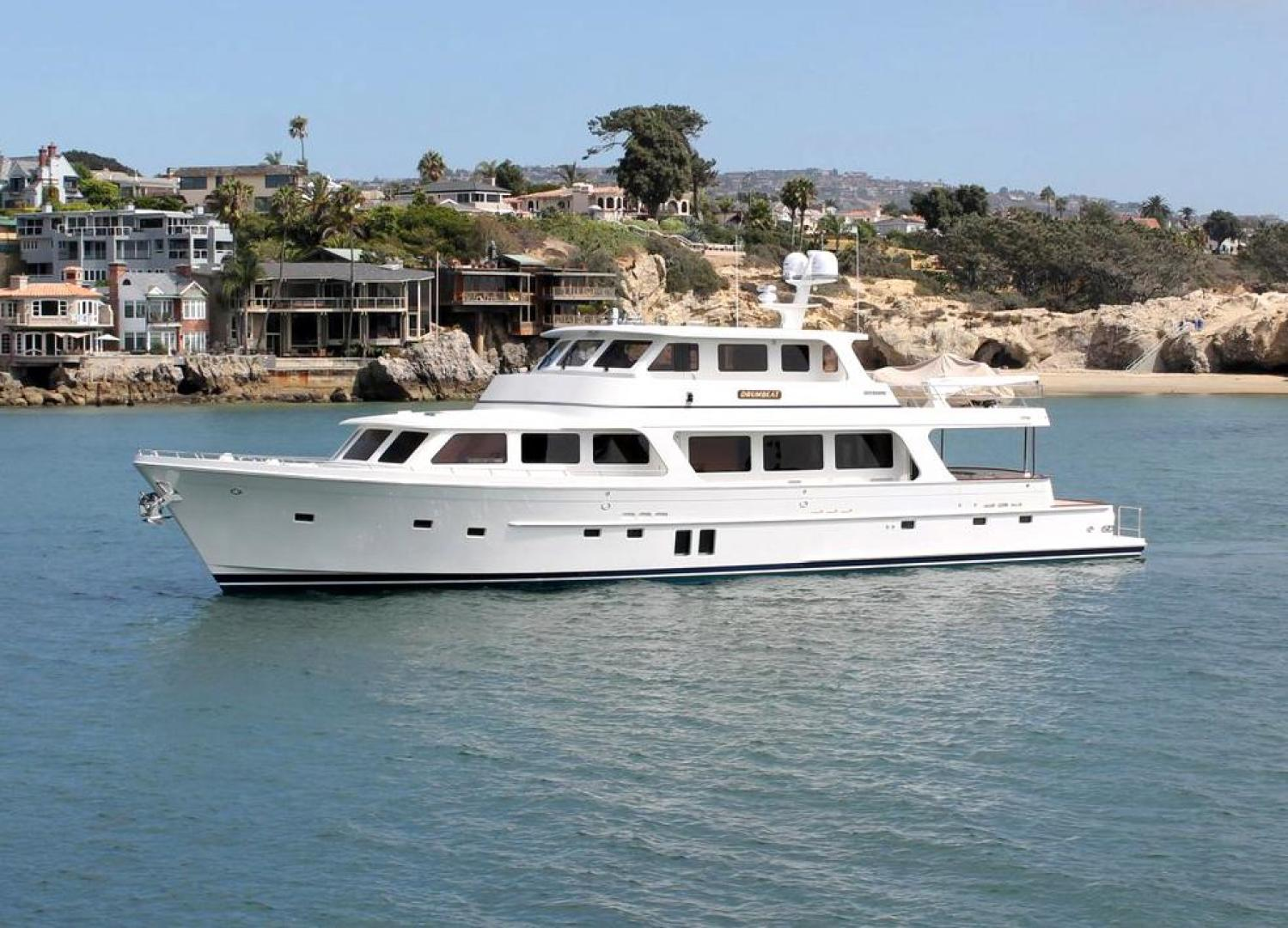 2021 Offshore Yachts 90' 80/85/90 Voyager