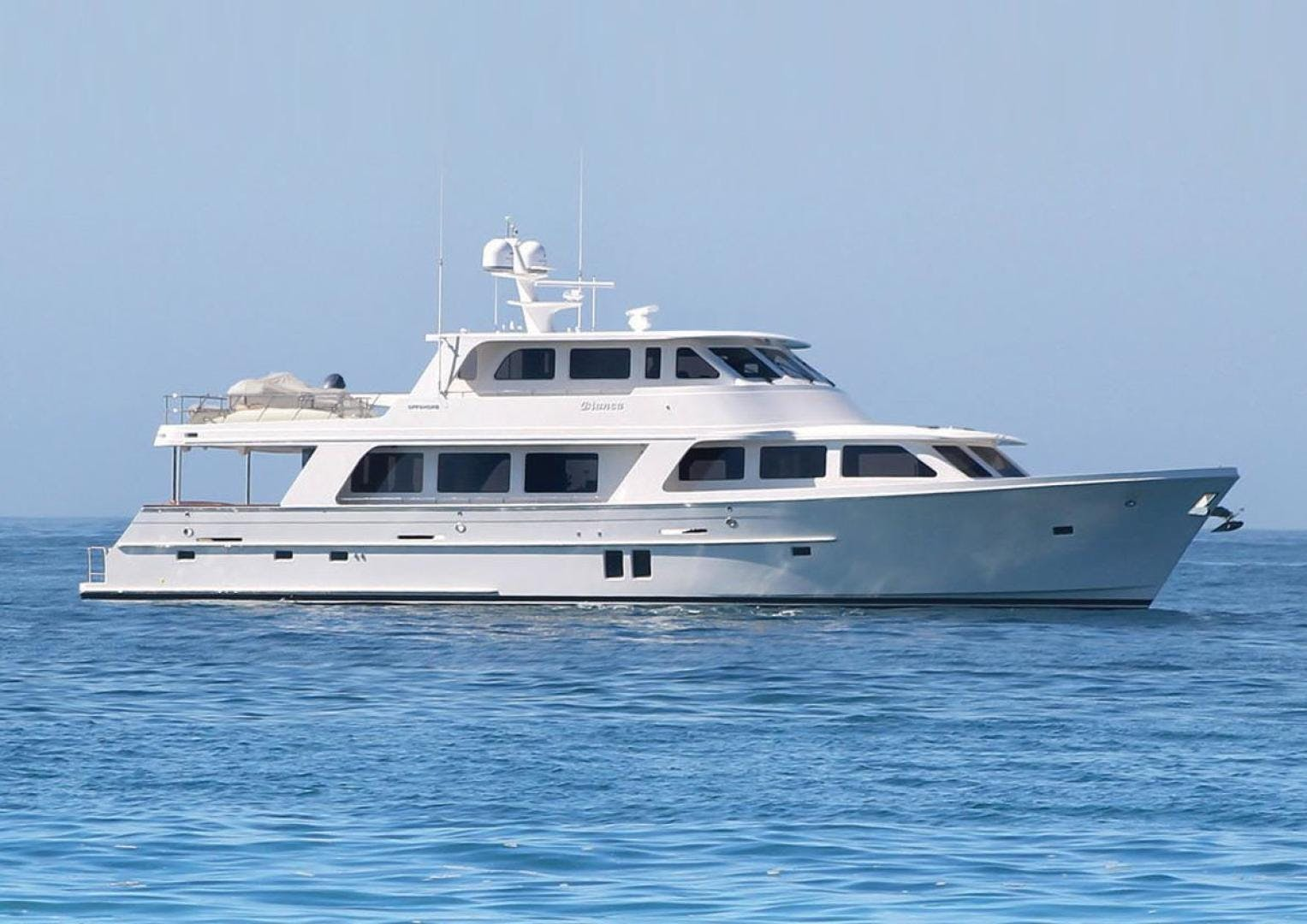2021 Offshore Yachts 87' 87/92 Motoryacht  | Picture 1 of 13