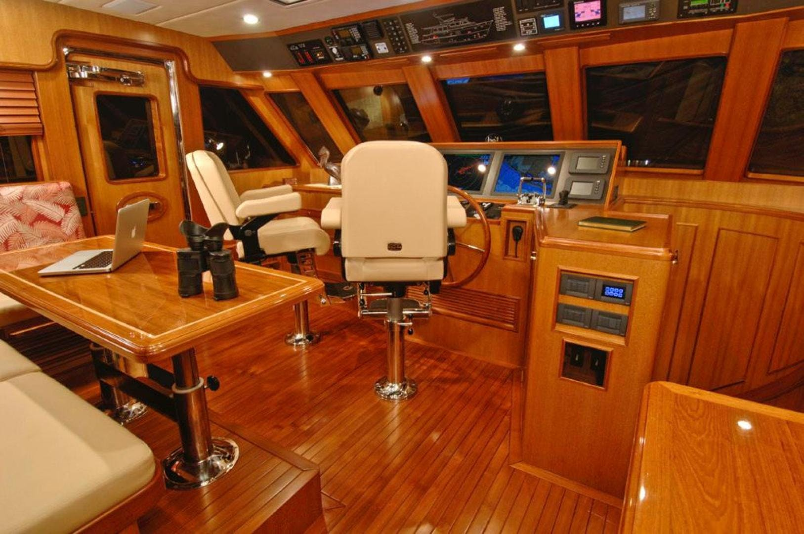 2021 Offshore Yachts 64' Voyager  | Picture 5 of 13