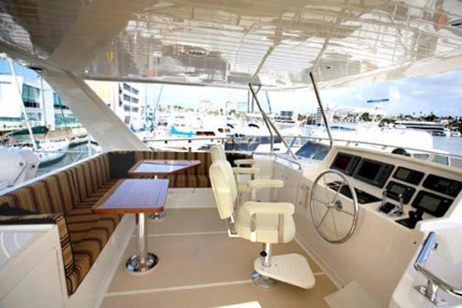 2021 Offshore Yachts 72' 66/72 Pilothouse  | Picture 7 of 11