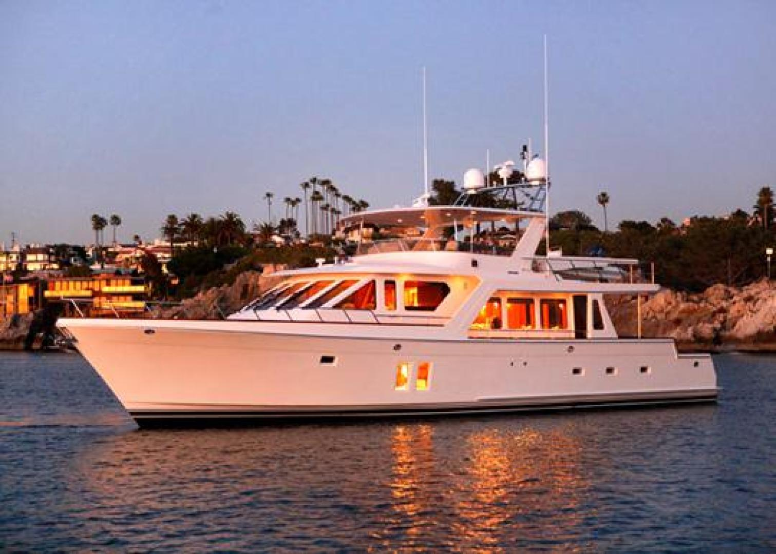 2021 Offshore Yachts 72' 66/72 Pilothouse