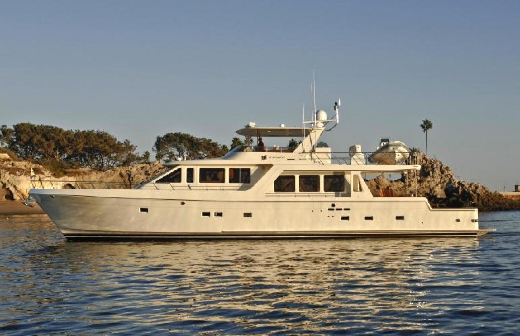 2021 Offshore Yachts 80' 76/80 Motoryacht