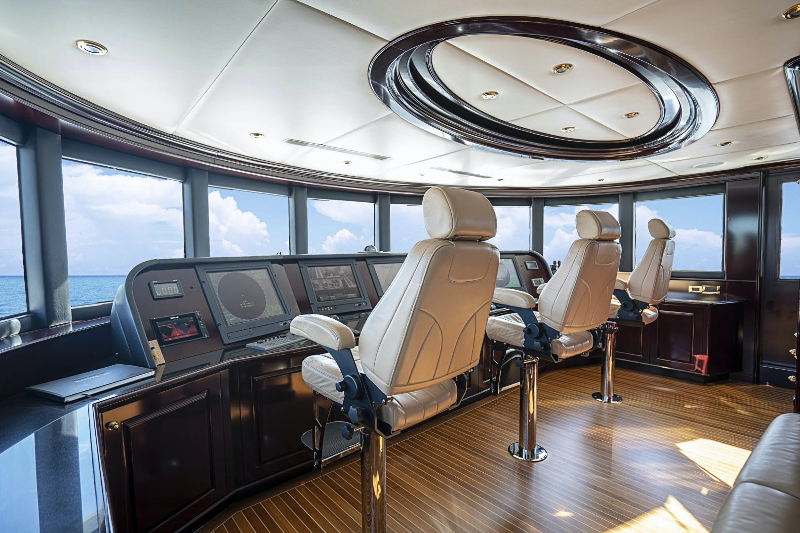 2006 Trinity Yachts 157' Tri-Deck MY NEVER ENOUGH | Picture 5 of 39