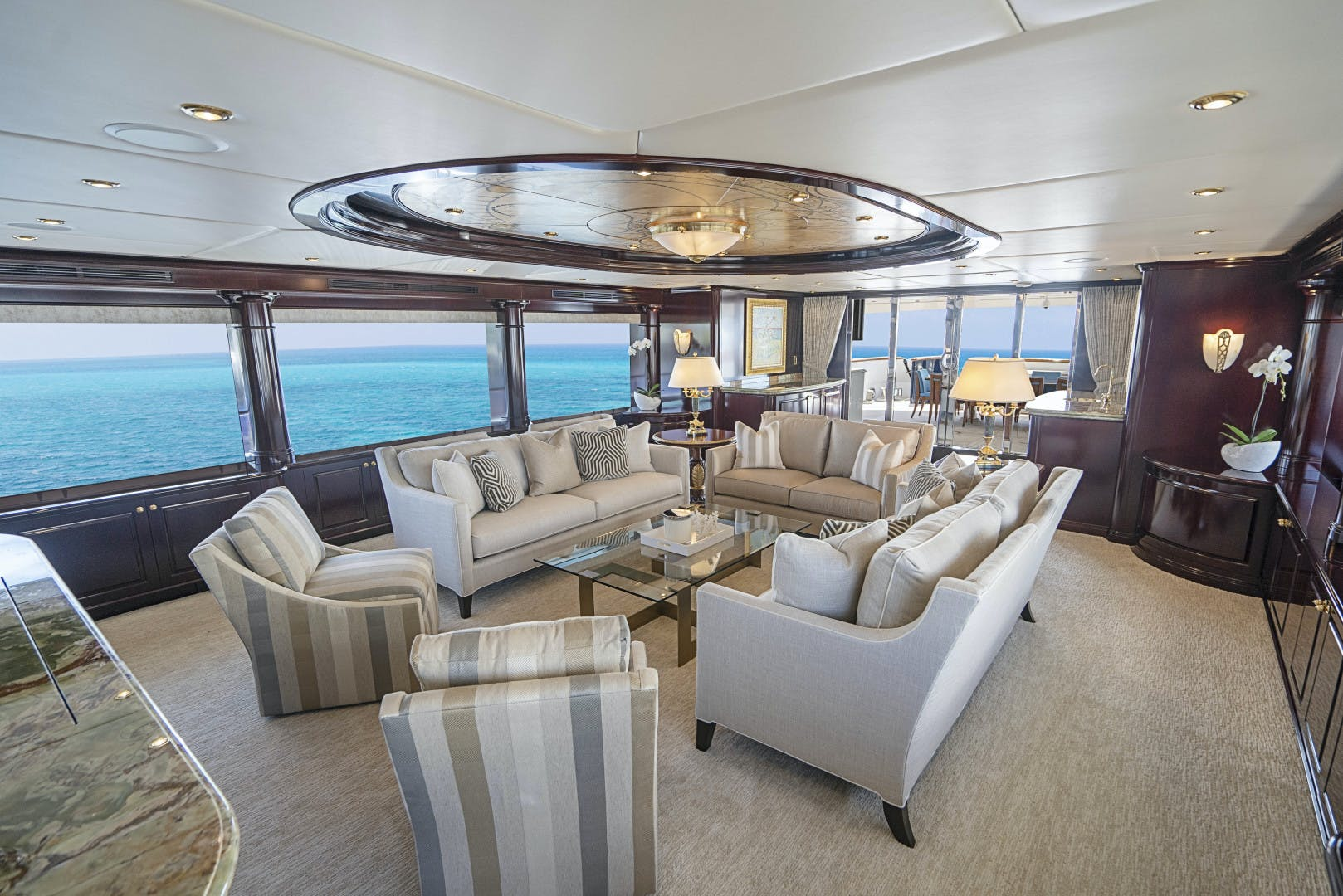 2006 Trinity Yachts 157' Tri-Deck MY NEVER ENOUGH | Picture 2 of 39