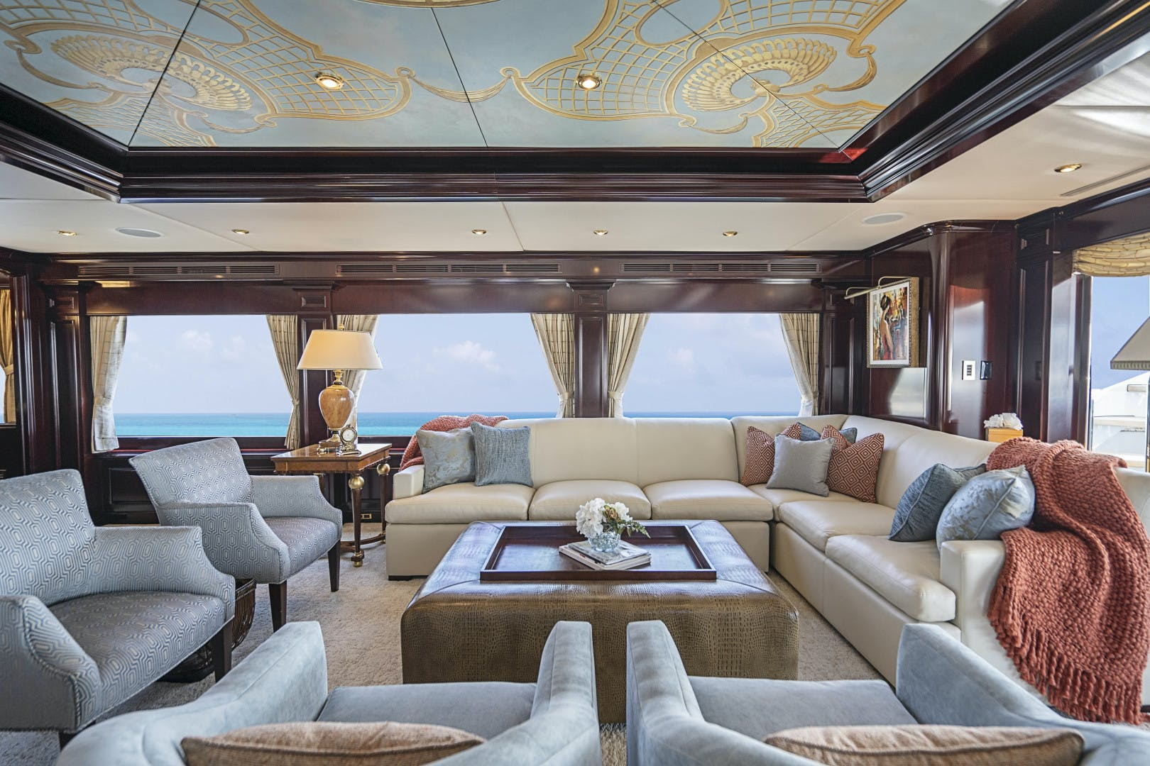 2006 Trinity Yachts 157' Tri-Deck MY NEVER ENOUGH | Picture 6 of 39