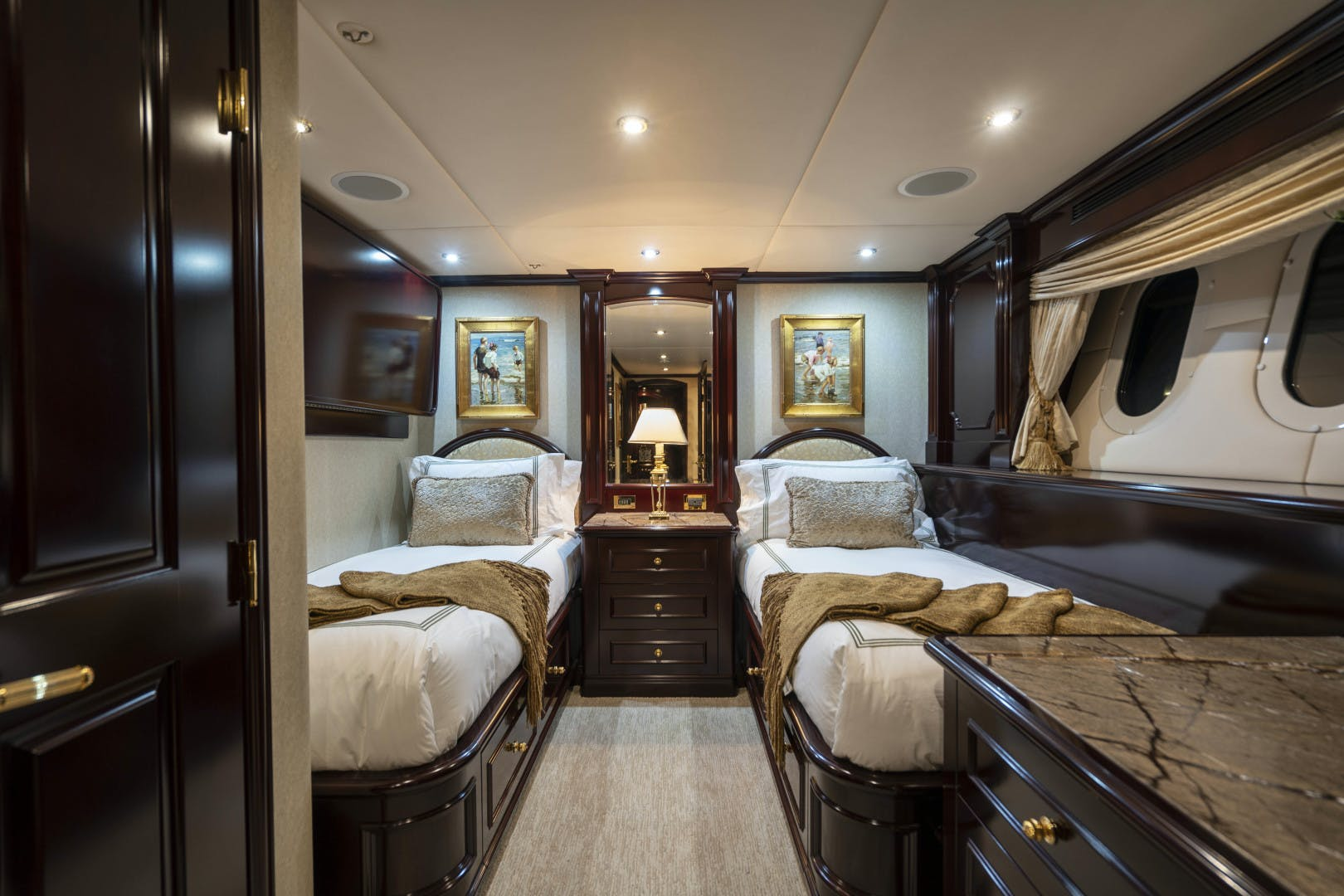 2006 Trinity Yachts 157' Tri-Deck MY NEVER ENOUGH | Picture 3 of 39
