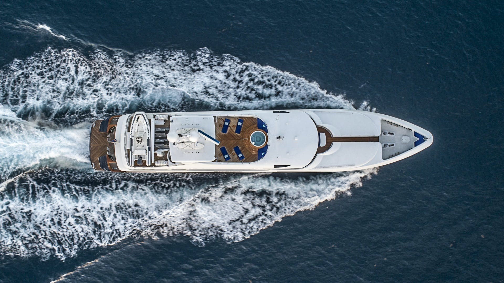 2006 Trinity Yachts 157' Tri-Deck MY NEVER ENOUGH | Picture 4 of 39