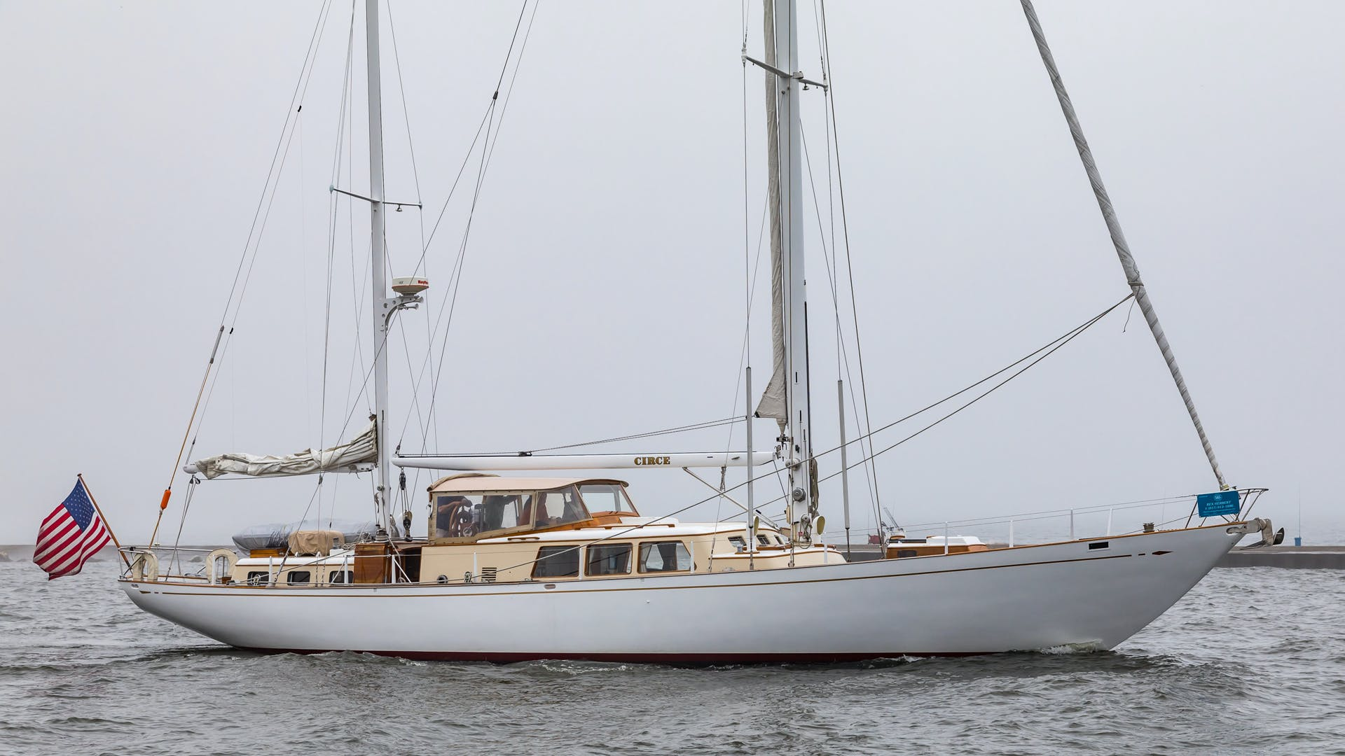 1966 Sparkman & Stephens 65' Custom S&S 65' Ketch Circe | Picture 2 of 14