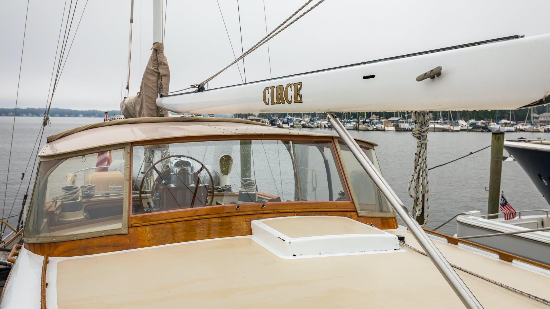1966 Sparkman & Stephens 65' Custom S&S 65' Ketch Circe | Picture 6 of 14