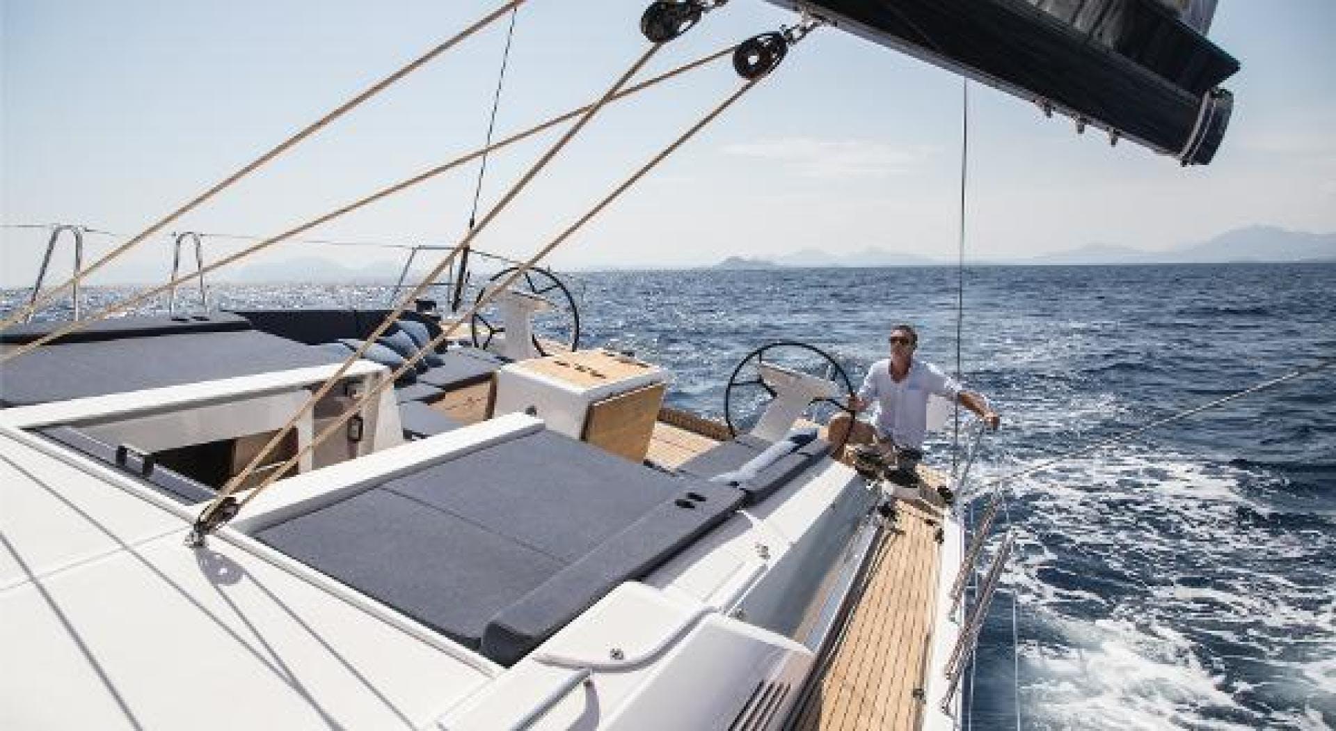 2019 Beneteau 51' Oceanis 51.1 In Stock | Picture 3 of 10