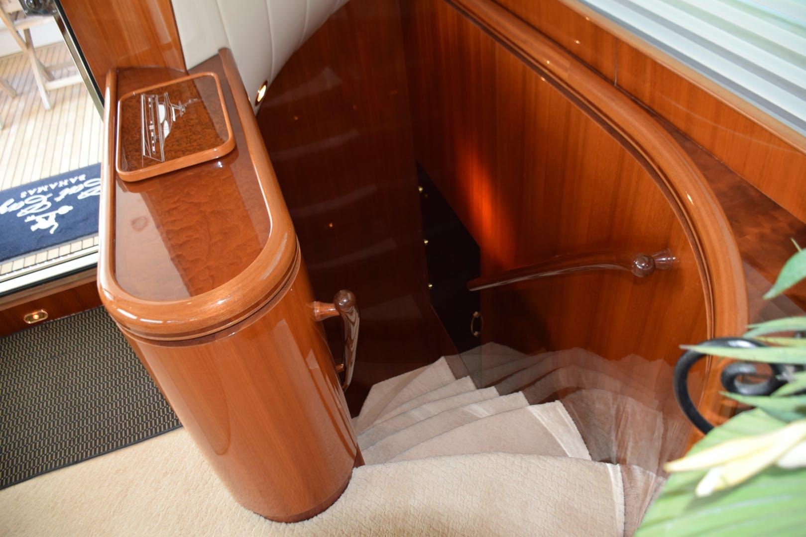 2005 Horizon 76' 76' Open Flybridge SWEET JANINE   Picture 1 of 75