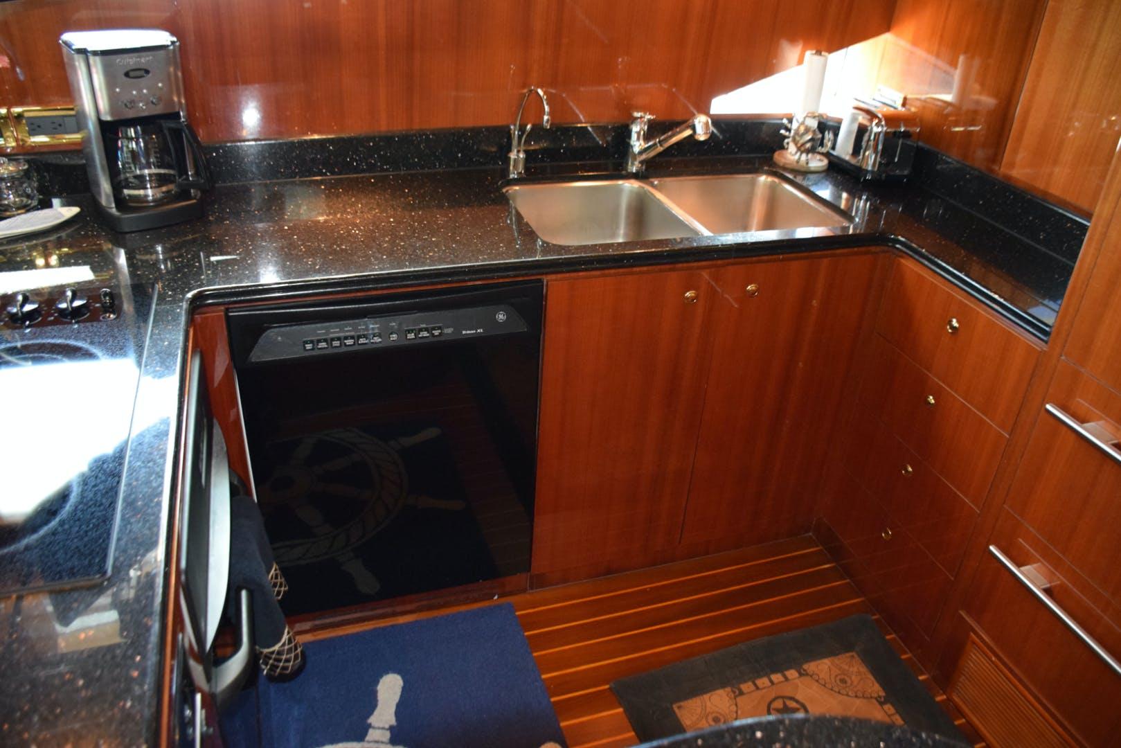 2005 Horizon 76' 76' Open Flybridge SWEET JANINE   Picture 8 of 75