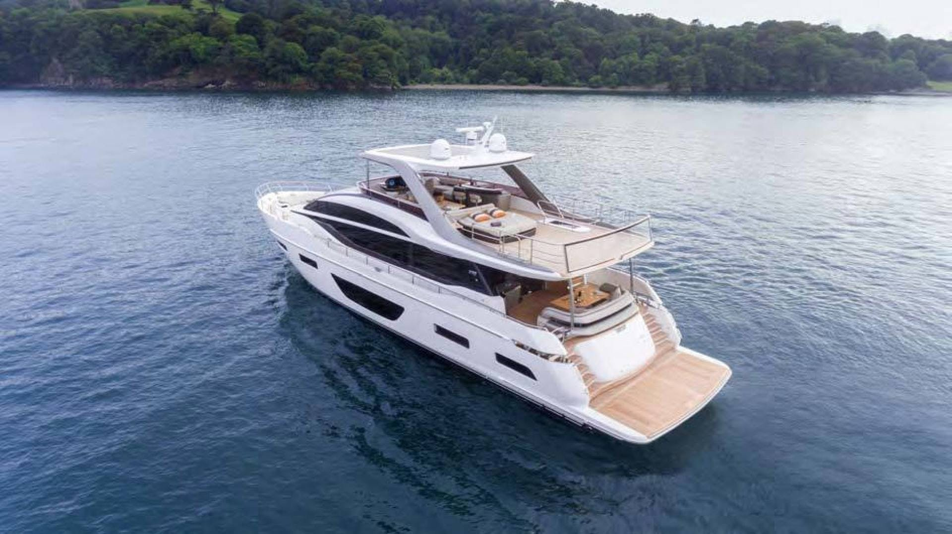 2022 Princess 85' 85 Motor Yacht Y85 | Picture 4 of 48