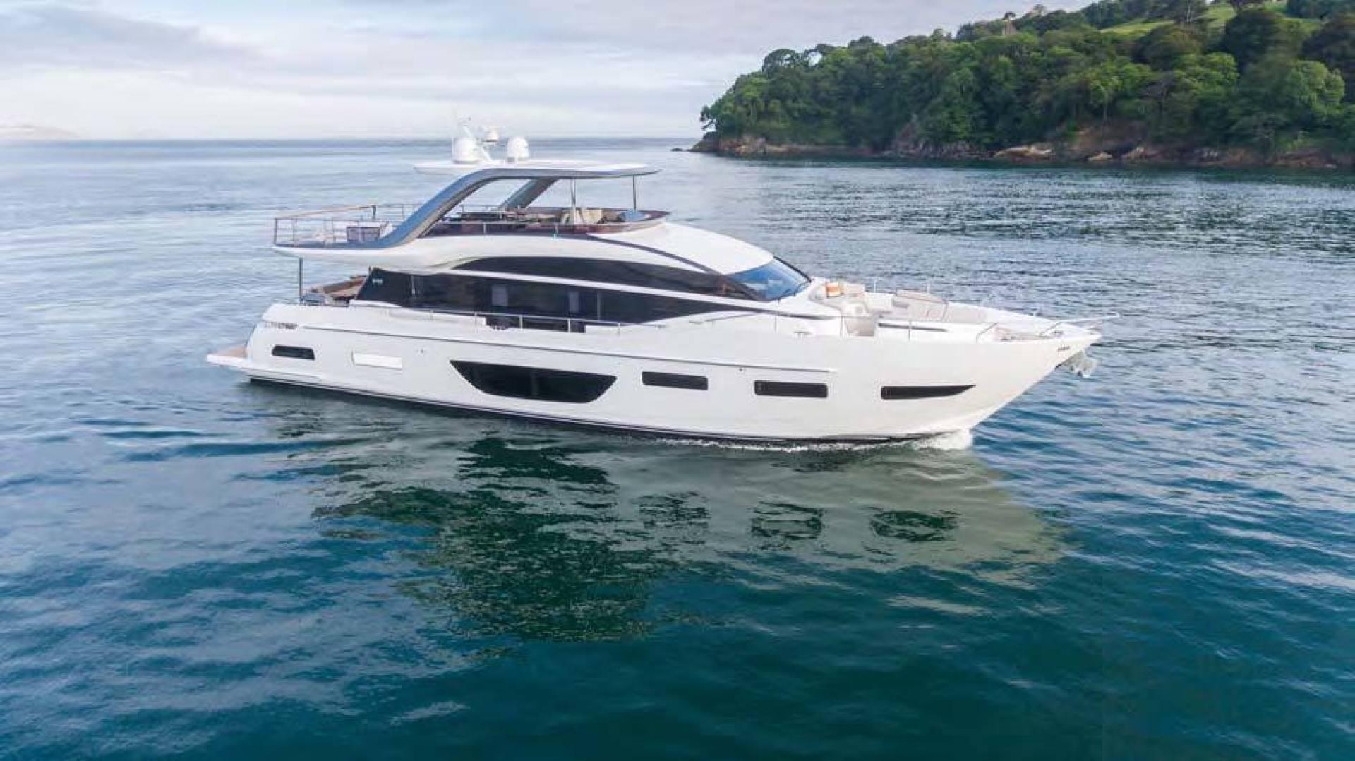 """2021 Princess 85' 85 Motor Yacht """"Y85"""""""