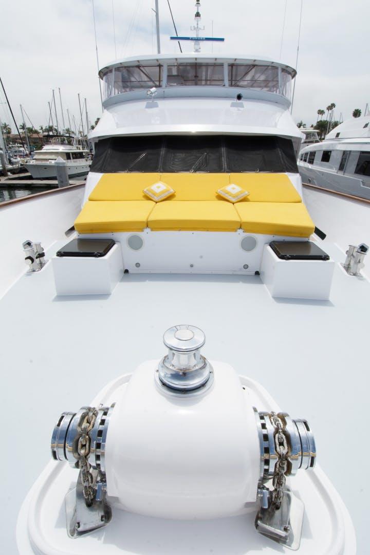 1990 Christensen 115' Cockpit Motoryacht OCEAN PEARL | Picture 6 of 40