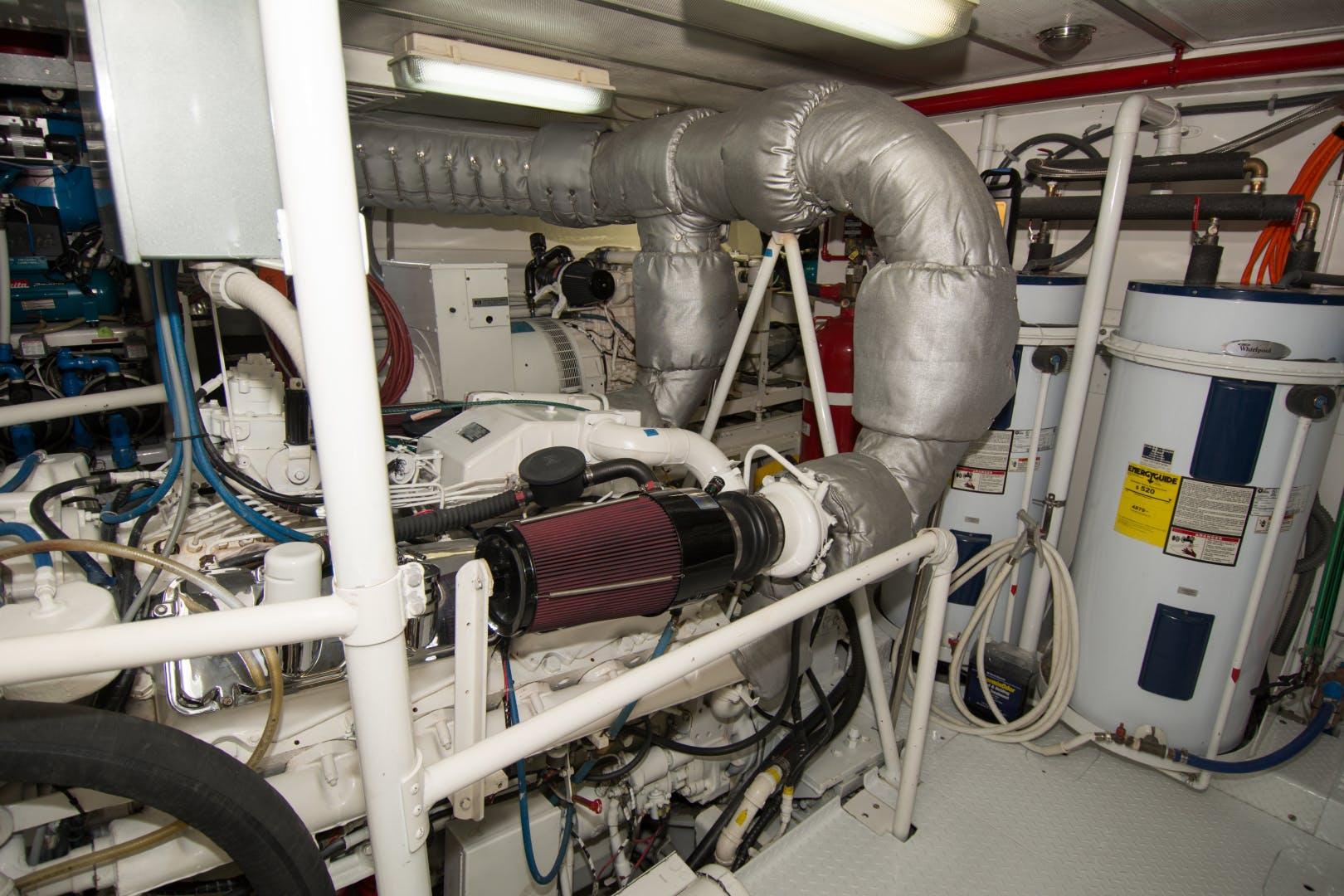1990 Christensen 115' Cockpit Motoryacht OCEAN PEARL | Picture 7 of 40