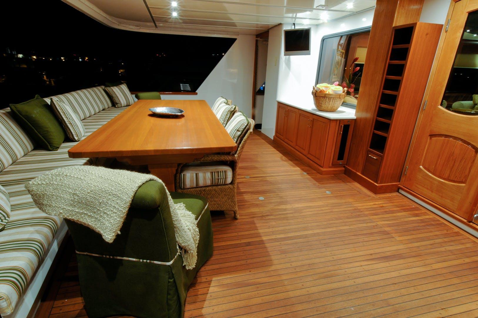 1990 Christensen 115' Cockpit Motoryacht OCEAN PEARL | Picture 5 of 40