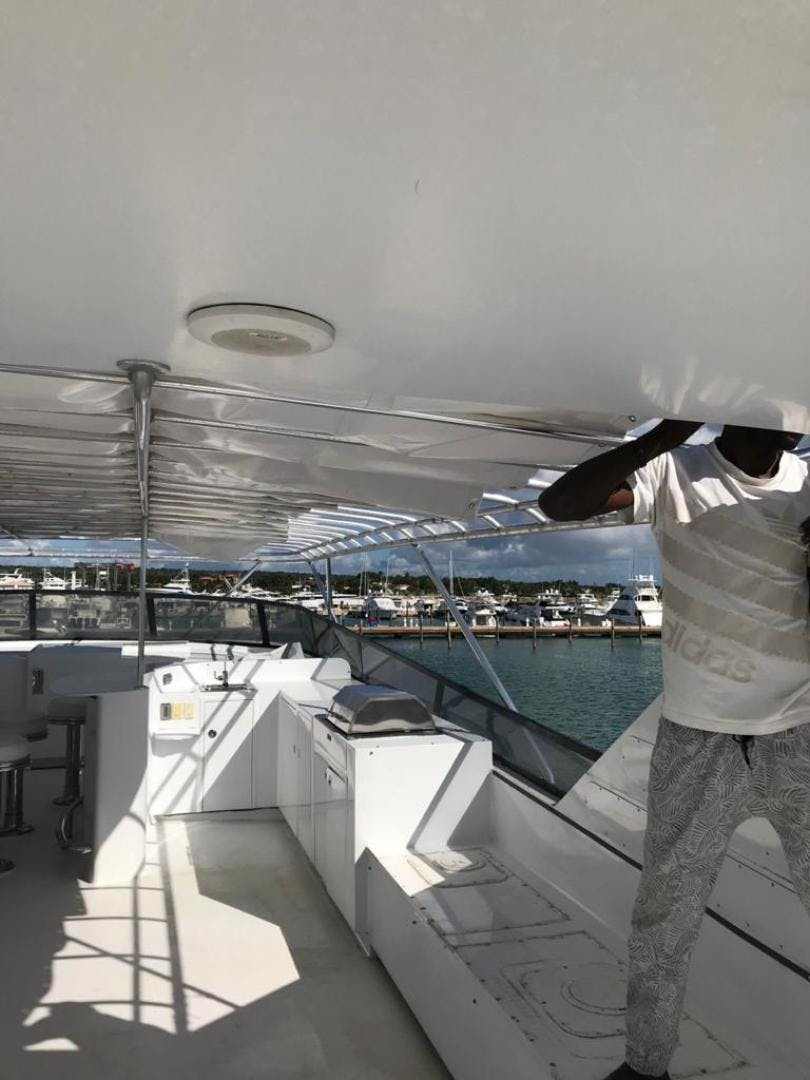 2001 Broward 118' Raised Pilothouse MY True North | Picture 1 of 74