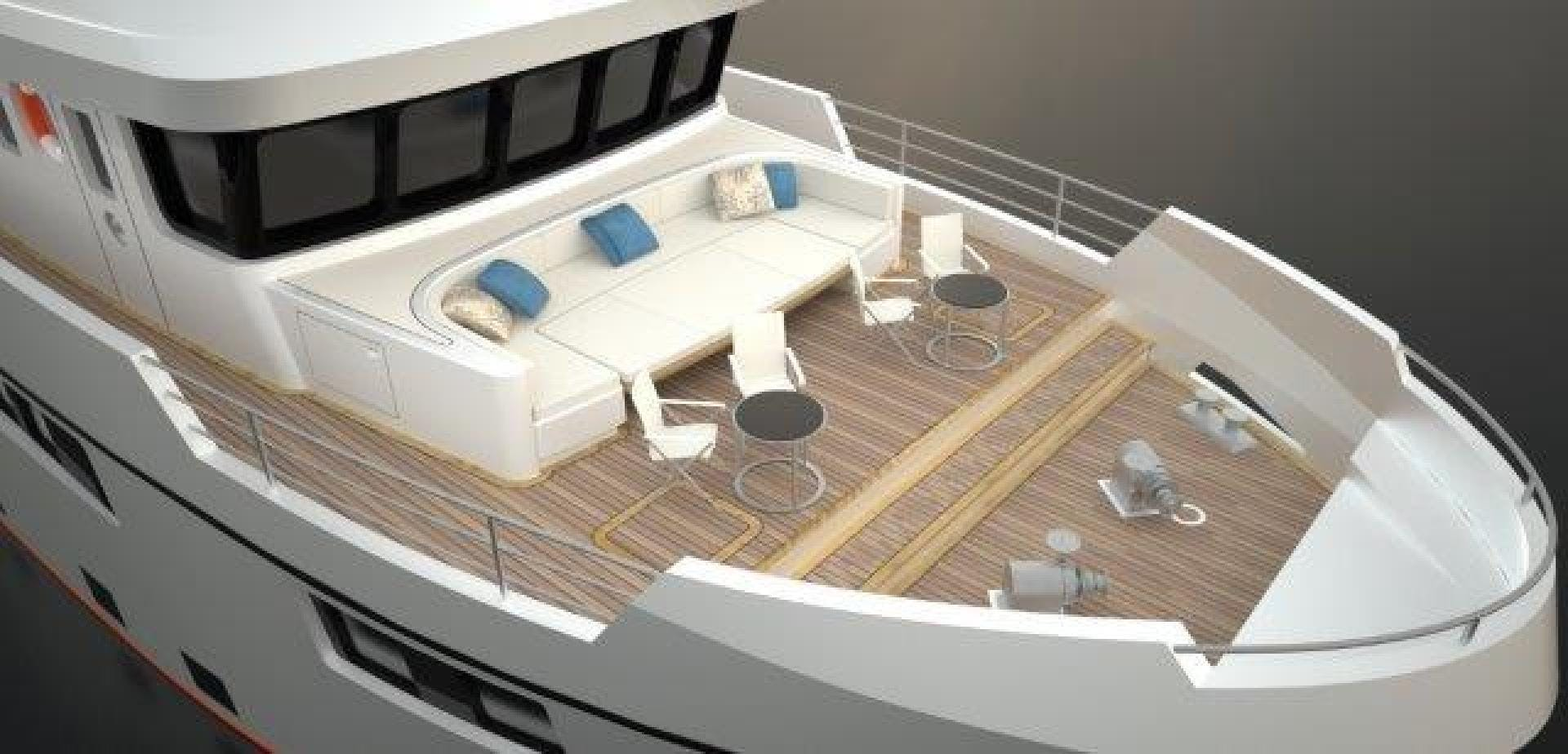 2020 Ocean King 101' Americana  | Picture 3 of 12