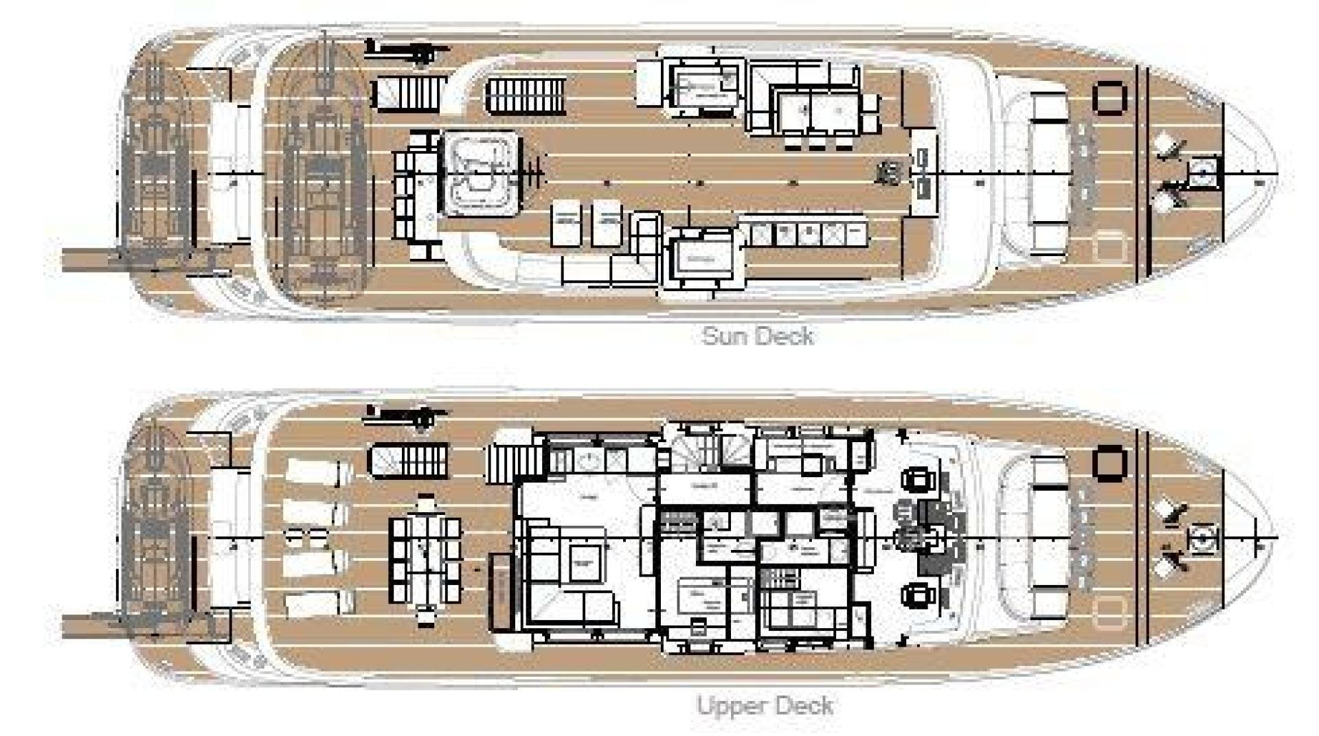 2020 Ocean King 101' Americana  | Picture 2 of 12