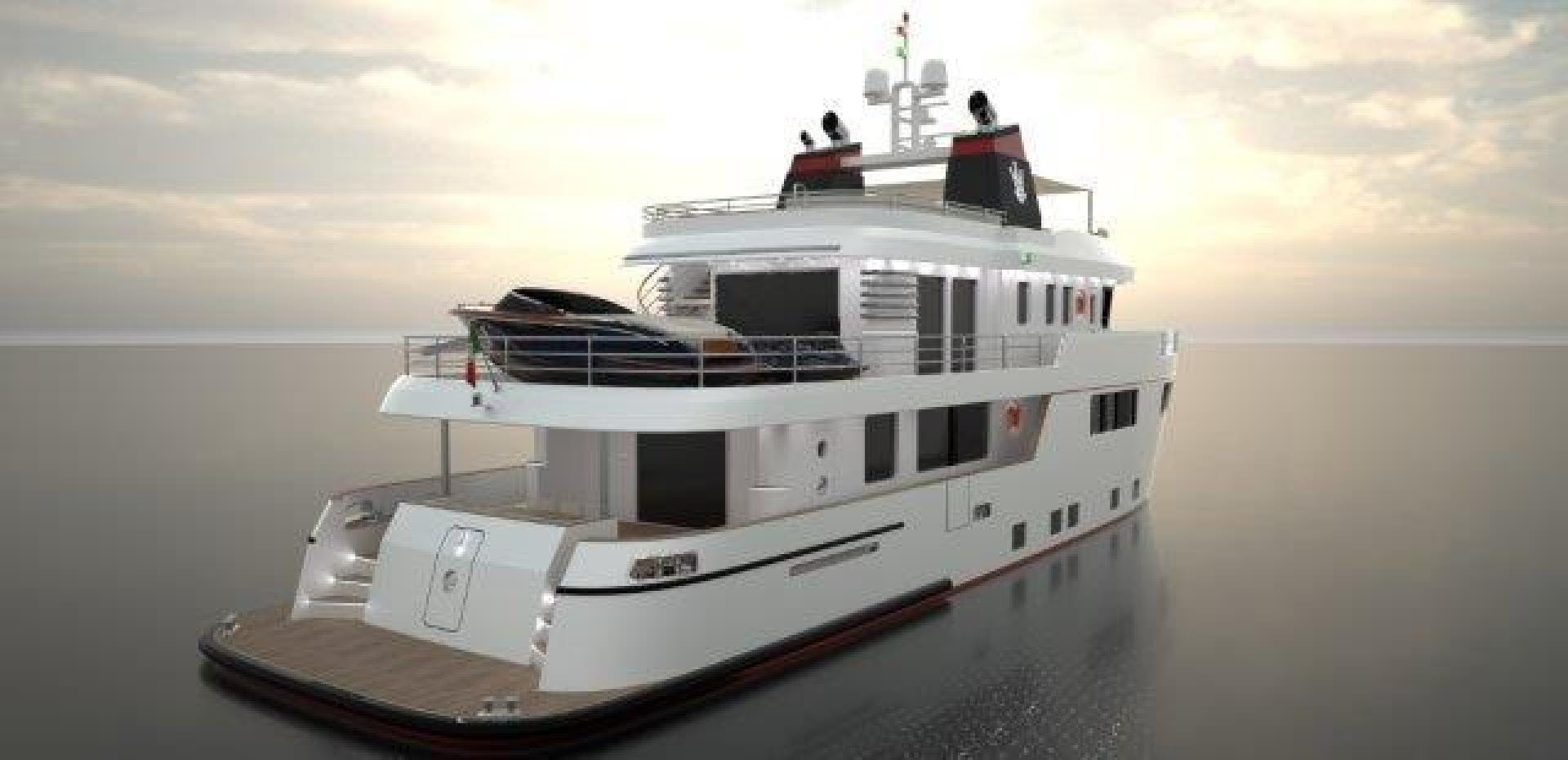 2020 Ocean King 101' Americana  | Picture 8 of 12