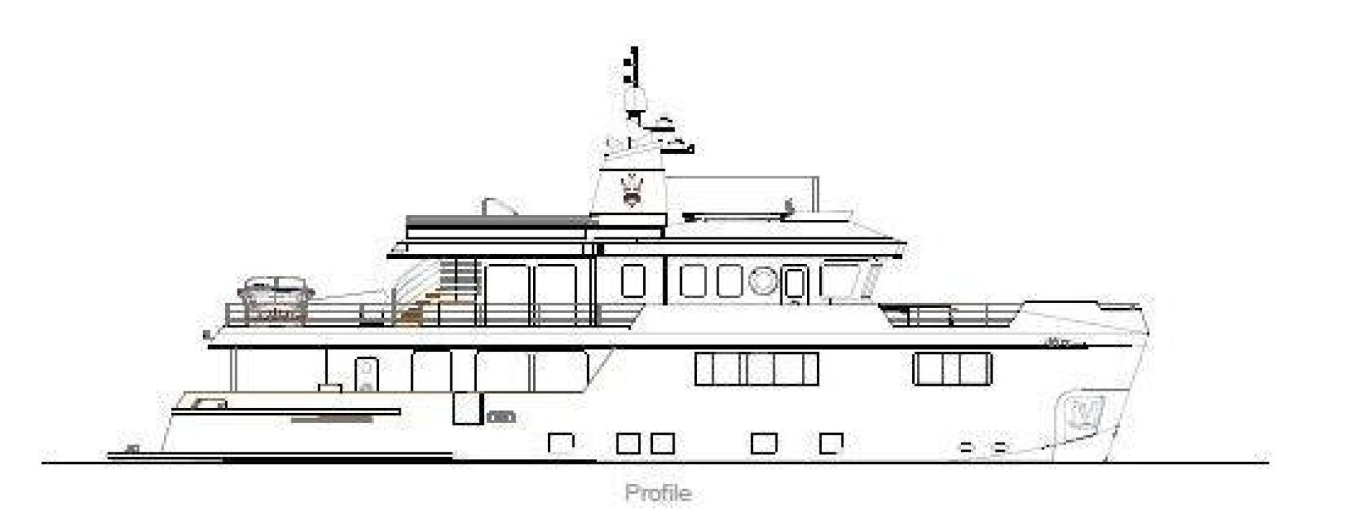 2020 Ocean King 101' Americana  | Picture 4 of 12