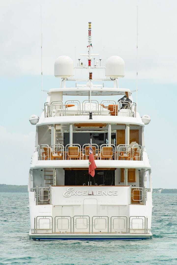 2010 Richmond Yachts 150' Tri-Deck Motor Yacht EXCELLENCE | Picture 7 of 74
