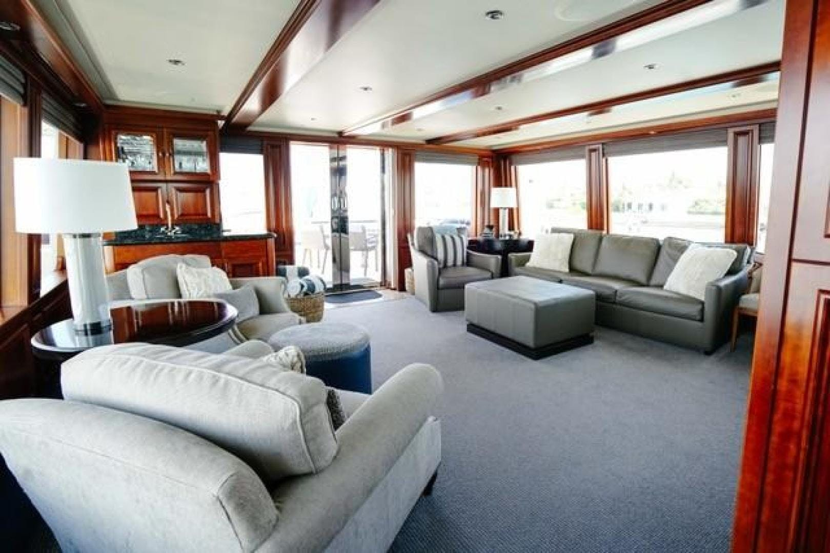 2007 Westport 130' Classic PLAN A | Picture 1 of 55