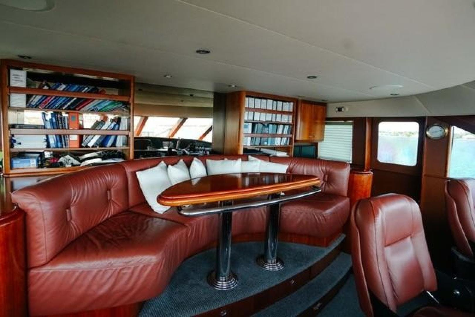 2007 Westport 130' Classic PLAN A | Picture 8 of 55