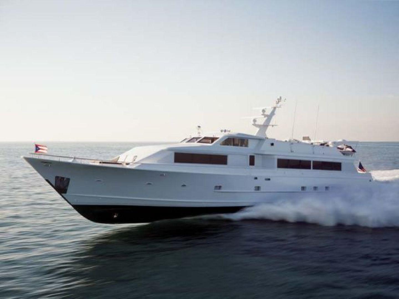 "1988 Denison 115' High Speed Motoryacht ""THUNDERBALL"""